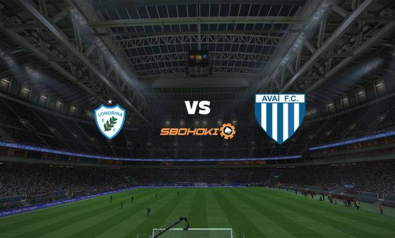 Live Streaming Londrina vs Ava 30 Juni 2021 1