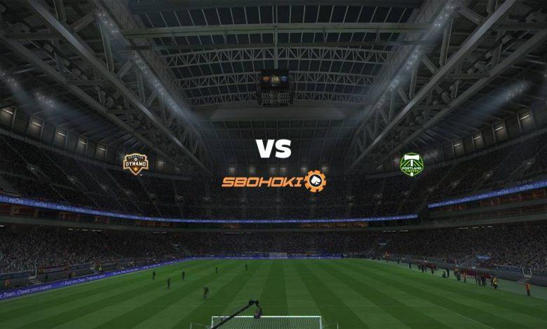 Live Streaming Houston Dynamo vs Portland Timbers 24 Juni 2021 1