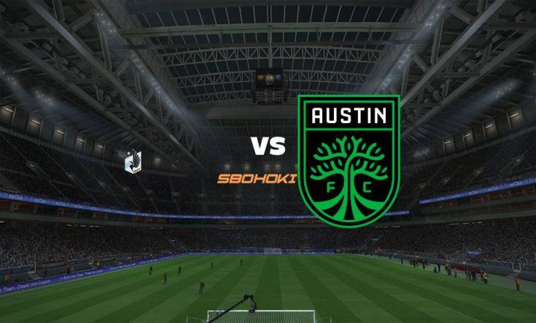 Live Streaming Minnesota United FC vs Austin FC 24 Juni 2021 1