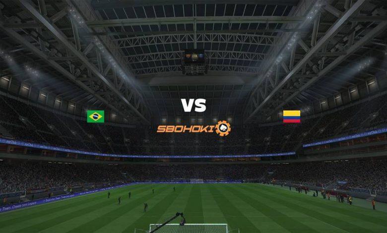 Live Streaming Brazil vs Colombia 24 Juni 2021 1