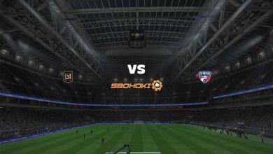 Photo of Live Streaming  Los Angeles FC vs FC Dallas 24 Juni 2021