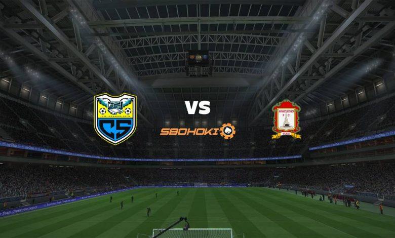Live Streaming  Carlos Stein vs Ayacucho FC 10 Juni 2021 1