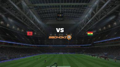 Photo of Live Streaming  Morocco vs Ghana 8 Juni 2021