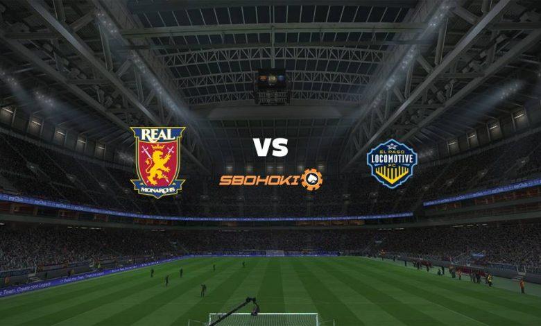 Live Streaming Real Monarchs SLC vs El Paso Locomotive FC 19 Juni 2021 1