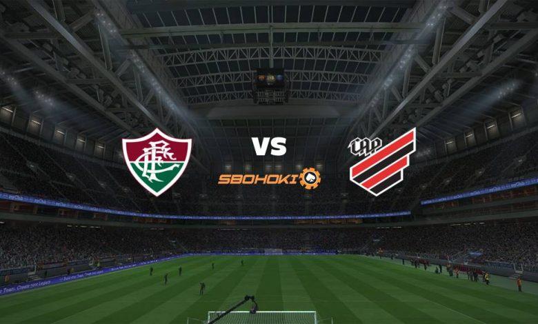 Live Streaming Fluminense vs Athletico-PR 30 Juni 2021 1