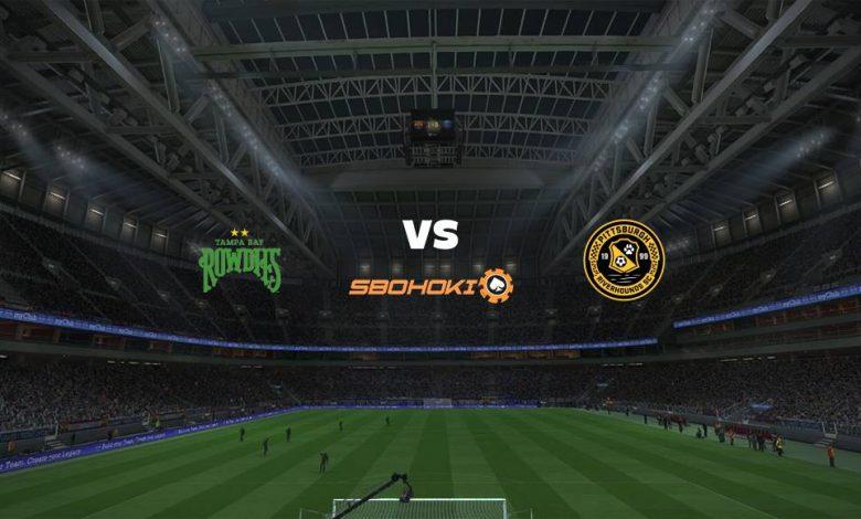 Live Streaming Tampa Bay Rowdies vs Pittsburgh Riverhounds 19 Juni 2021 1