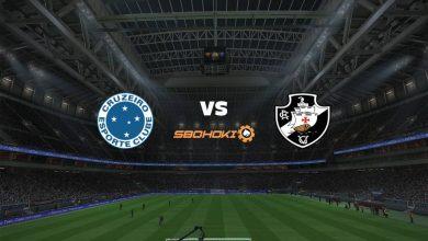 Photo of Live Streaming  Cruzeiro vs Vasco da Gama 24 Juni 2021