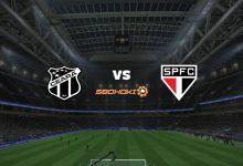 Photo of Live Streaming  Ceará vs São Paulo 27 Juni 2021