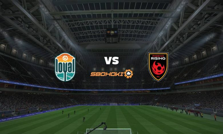 Live Streaming San Diego Loyal SC vs Phoenix Rising FC 20 Juni 2021 1