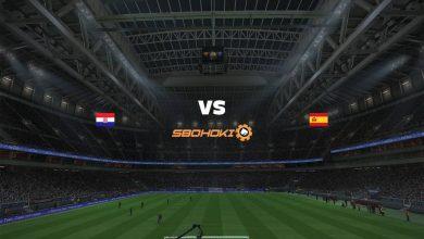 Photo of Live Streaming  Croatia vs Spain (ES) 28 Juni 2021