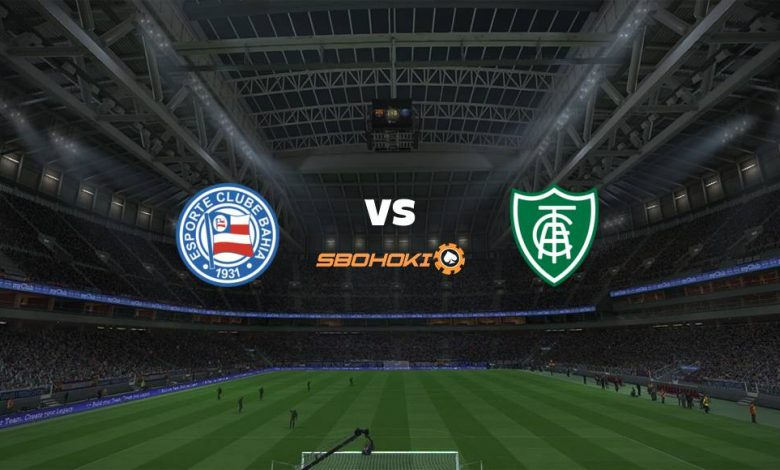 Live Streaming Bahia vs Amrica-MG 30 Juni 2021 1