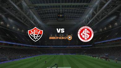 Photo of Live Streaming  Vitória vs Internacional 3 Juni 2021