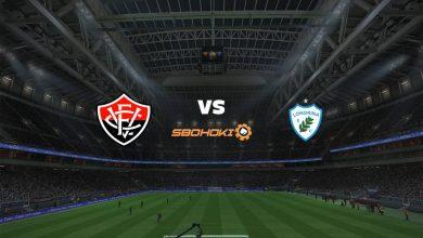 Photo of Live Streaming  Vitória vs Londrina 26 Juni 2021