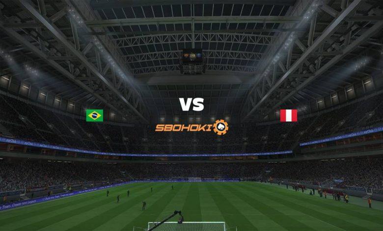 Live Streaming Brazil vs Peru 18 Juni 2021 1