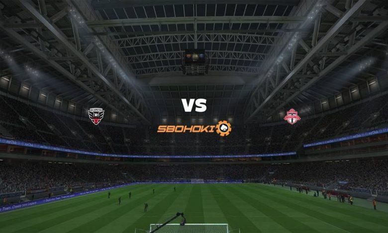Live Streaming DC United vs Toronto FC 3 Juli 2021 1