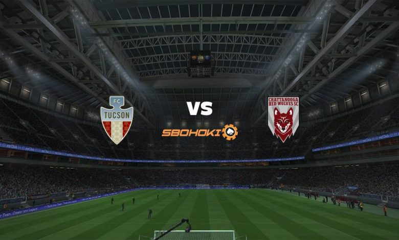 Live Streaming  FC Tucson vs Chattanooga Red Wolves 13 Juni 2021 1