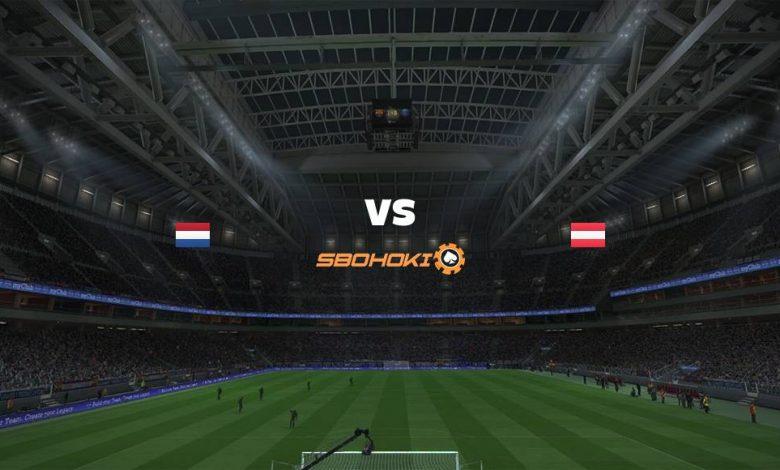 Live Streaming Netherlands vs Austria 17 Juni 2021 1