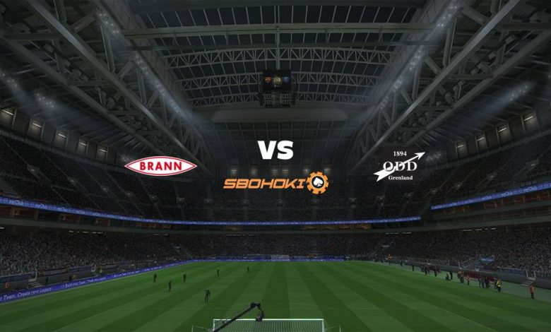 Live Streaming SK Brann vs Odds BK 20 Juni 2021 1