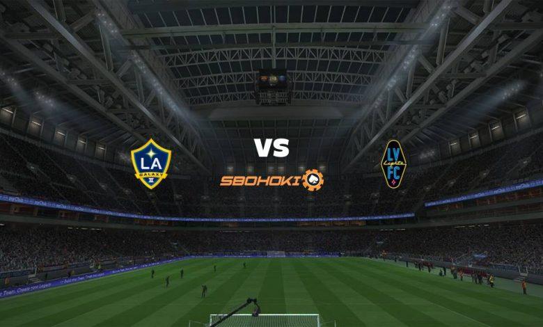 Live Streaming LA Galaxy II vs Las Vegas Lights FC 17 Juni 2021 1