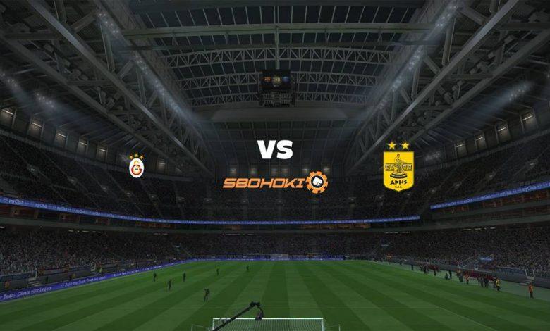 Live Streaming Galatasaray vs Aris 3 Juli 2021 1