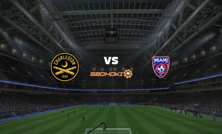 Live Streaming Charleston Battery vs Miami FC 18 Juni 2021 1