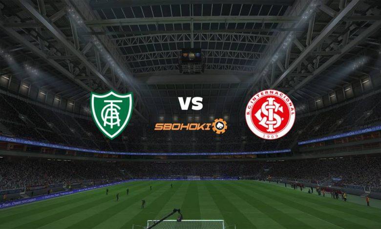 Live Streaming Amrica-MG vs Internacional 27 Juni 2021 1
