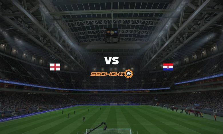 Live Streaming  England vs Croatia 13 Juni 2021 1