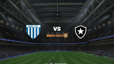 Photo of Live Streaming  Avaí vs Botafogo 3 Juli 2021