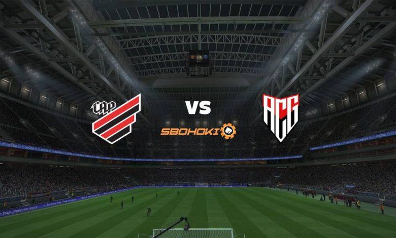 Live Streaming Athletico-PR vs Atltico-GO 20 Juni 2021 1