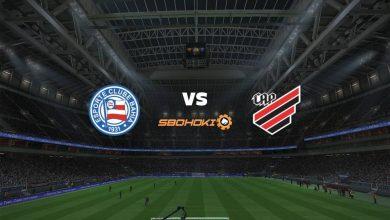 Photo of Live Streaming  Bahia vs Athletico-PR 24 Juni 2021