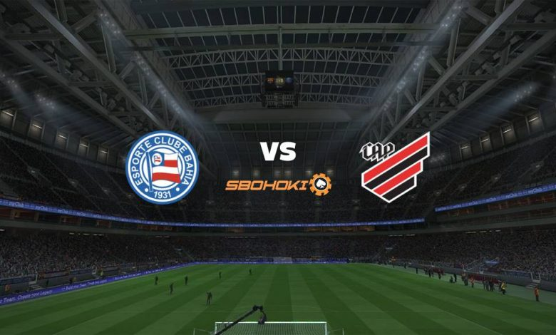 Live Streaming  Bahia vs Athletico-PR 24 Juni 2021 1
