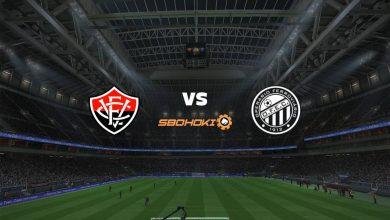 Photo of Live Streaming  Vitória vs Operario PR 13 Juni 2021