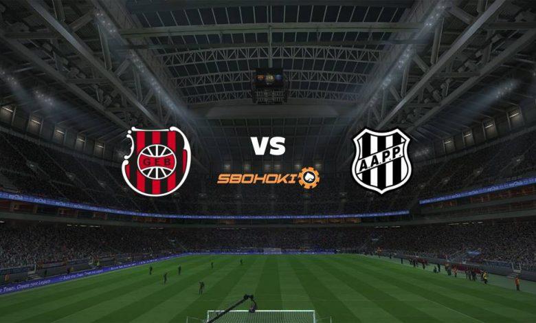 Live Streaming Brasil de Pelotas vs Ponte Preta 25 Juni 2021 1