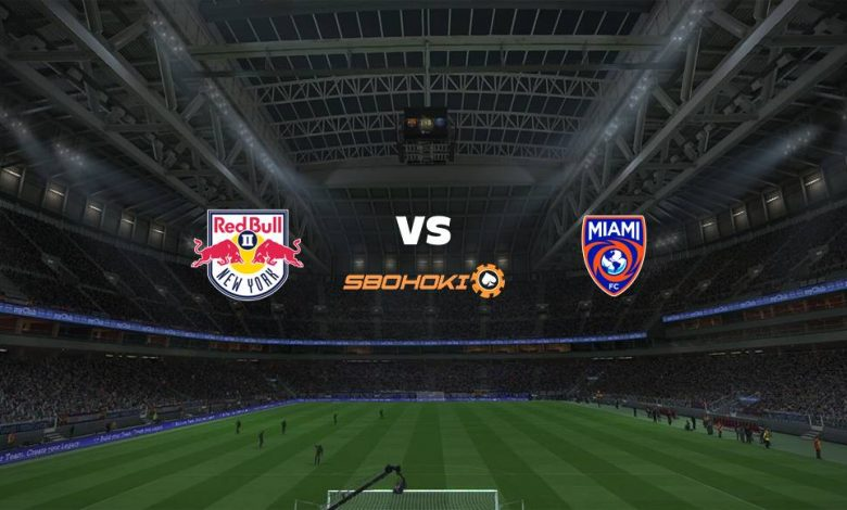 Live Streaming New York Red Bulls II vs Miami FC 2 Juli 2021 1