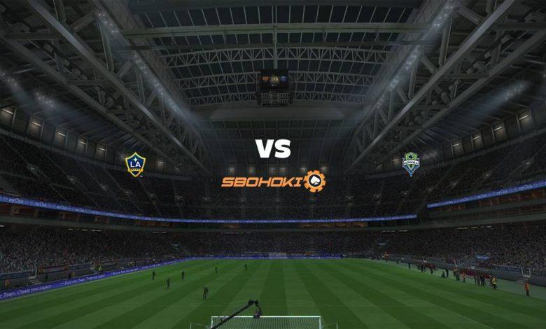 Live Streaming Los Angeles Galaxy vs Seattle Sounders FC 20 Juni 2021 1