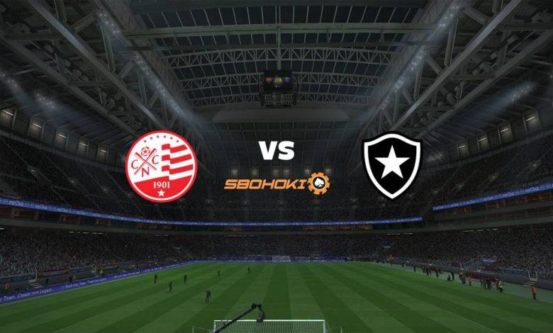 Live Streaming Nutico vs Botafogo 20 Juni 2021 1