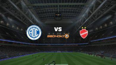 Photo of Live Streaming  Confiança vs Vila Nova-GO 22 Juni 2021