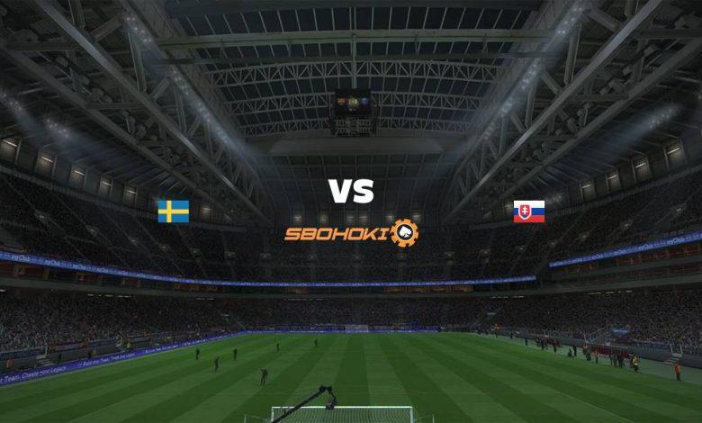 Live Streaming Sweden vs Slovakia 18 Juni 2021 1