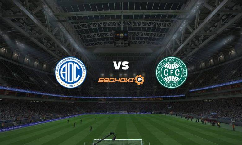 Live Streaming Confiana vs Coritiba 29 Juni 2021 1
