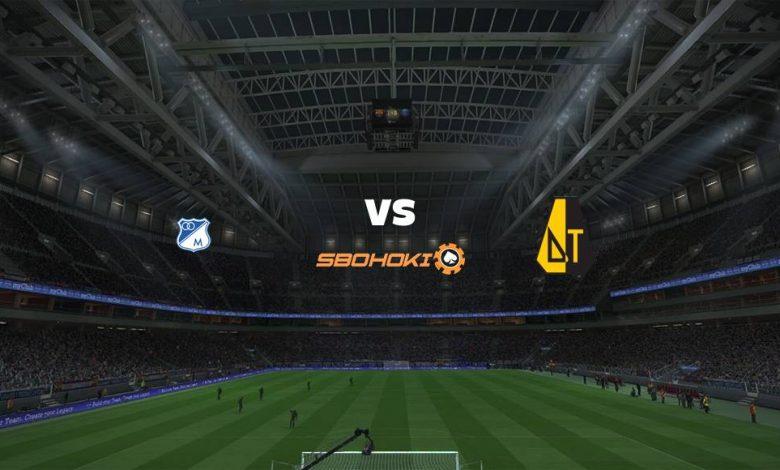 Live Streaming Millonarios vs Deportes Tolima 20 Juni 2021 1