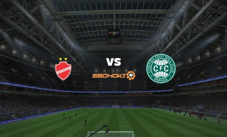 Live Streaming Vila Nova-GO vs Coritiba 20 Juni 2021 1