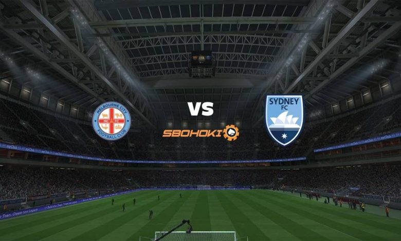 Live Streaming Melbourne City FC vs Sydney FC 27 Juni 2021 1