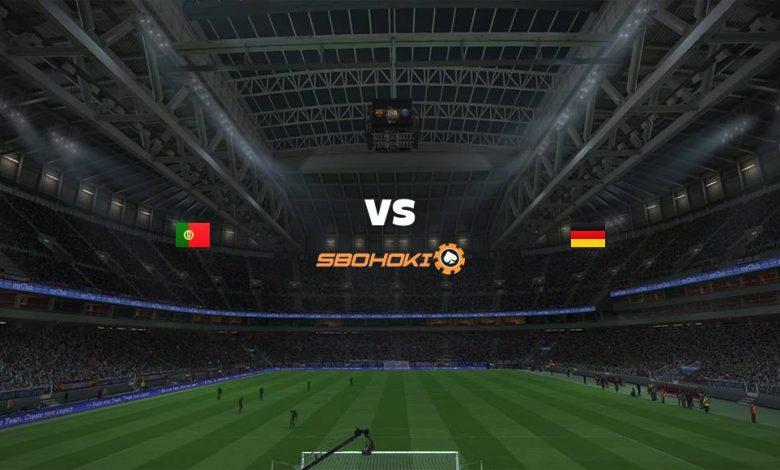 Live Streaming Portugal vs Germany 19 Juni 2021 1