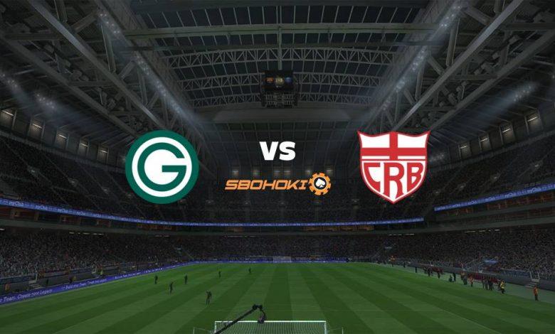 Live Streaming  Goiás vs CRB 16 Juni 2021 1