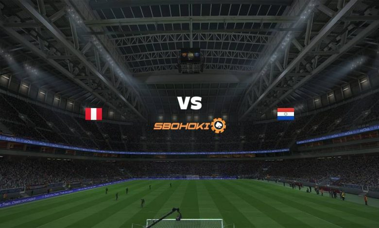 Live Streaming Peru vs Paraguay 2 Juli 2021 1