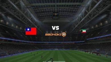 Photo of Live Streaming  Chinese Taipei vs Kuwait 15 Juni 2021