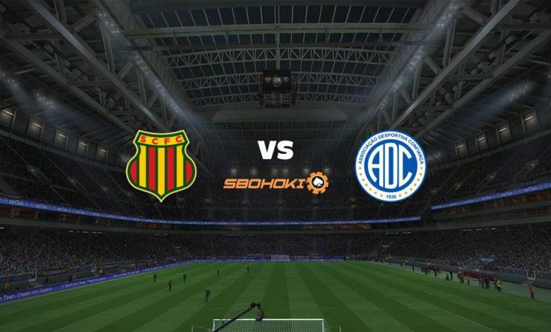 Live Streaming Sampaio Corra vs Confiana 20 Juni 2021 1
