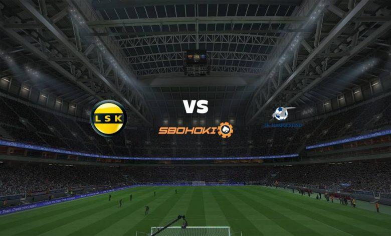 Live Streaming  Lillestrom vs Haugesund 13 Juni 2021 1
