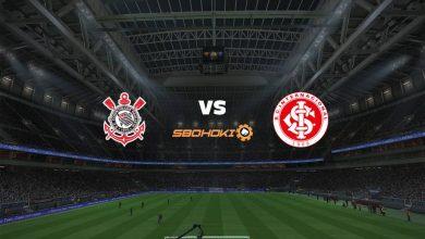 Photo of Live Streaming  Corinthians vs Internacional 4 Juli 2021