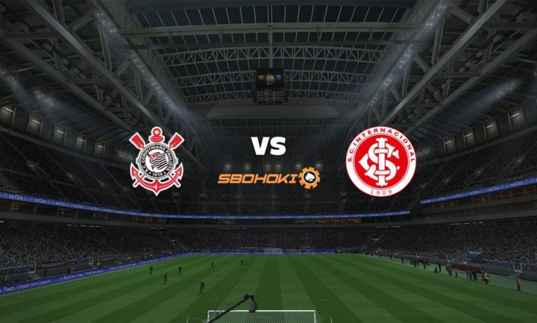 Live Streaming  Corinthians vs Internacional 4 Juli 2021 1